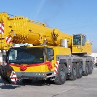 Used_200Tons_Truck_Crane_of_Liebherr-LTM1200_For_Sale